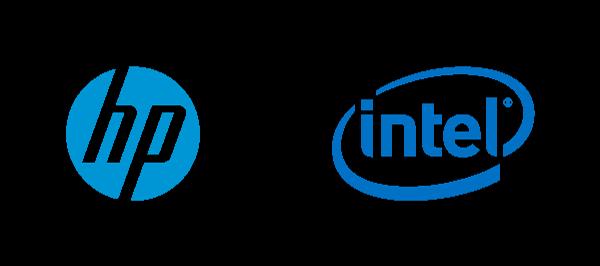 HPE | Intel logo